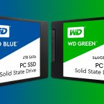 WD Blue vs Green SSD