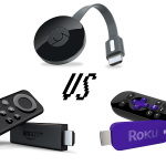 Firestick vs Roku vs Chromecast